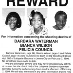 Jersey City triple murder remains unsolved.