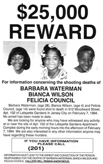 Jersey City triple murder